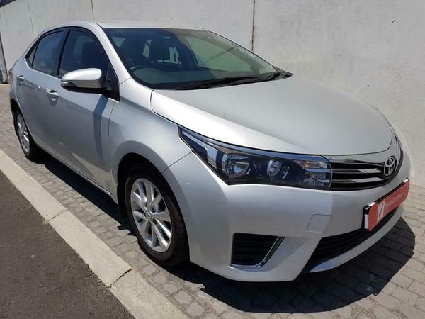 2015 Toyota Corolla 1.4D Prestige Western Cape Table View_0