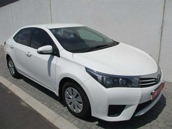 2015 Toyota Corolla 1.3 Esteem Western Cape Table View_0