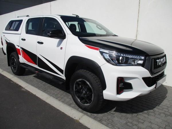 2019 Toyota Hilux 2.8 GD-6 GR-S 4X4 Auto Double Cab Bakkie Western Cape Table View_0