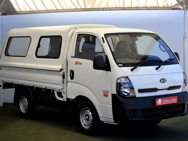 2020 Kia K2700 Workhorse Pu Sc  Western Cape Milnerton_0