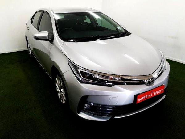 2019 Toyota Corolla 1.8 High CVT Free State Bloemfontein_0