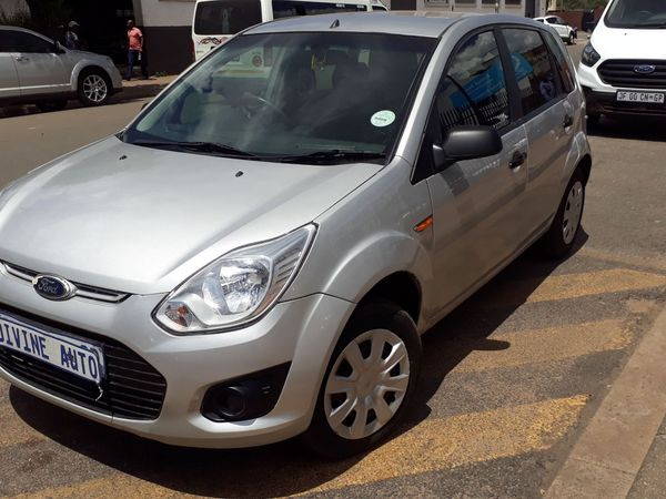 2014 Ford Figo 1.4 Ambiente  Gauteng Jeppestown_0