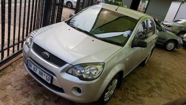 2014 Ford Ikon 1.6 Ambiente  Gauteng Springs_0