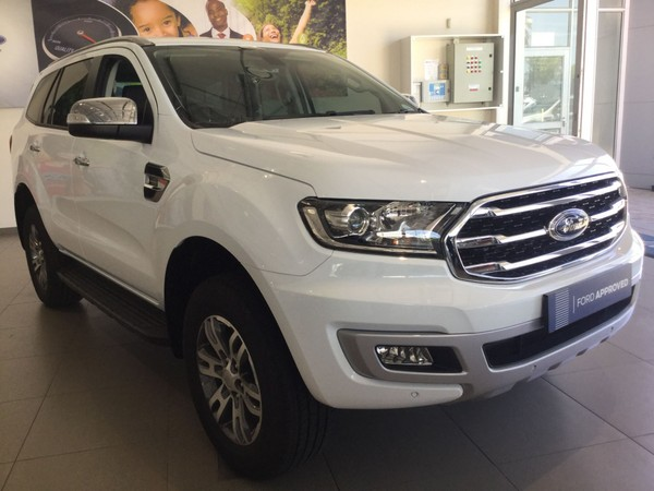 2019 Ford Everest 2.0D XLT Auto Western Cape Kuils River_0