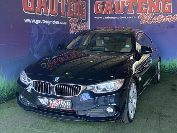 2014 BMW 4 Series 420D Gran Coupe Luxury line Auto Gauteng Pretoria_0