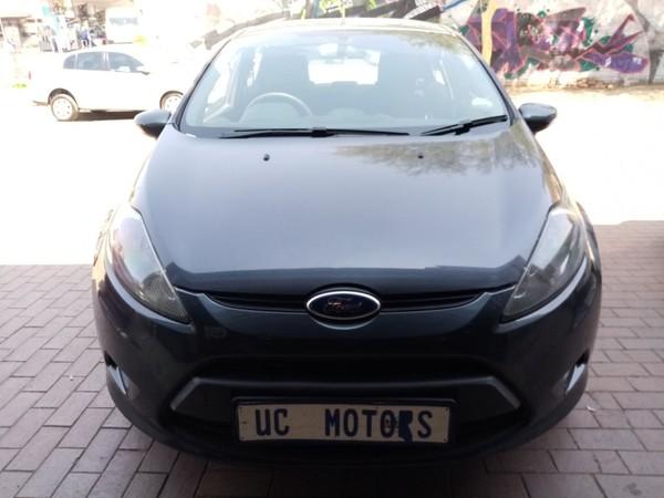 2012 Ford Fiesta 1.4 Trend 5-Door Gauteng Germiston_0