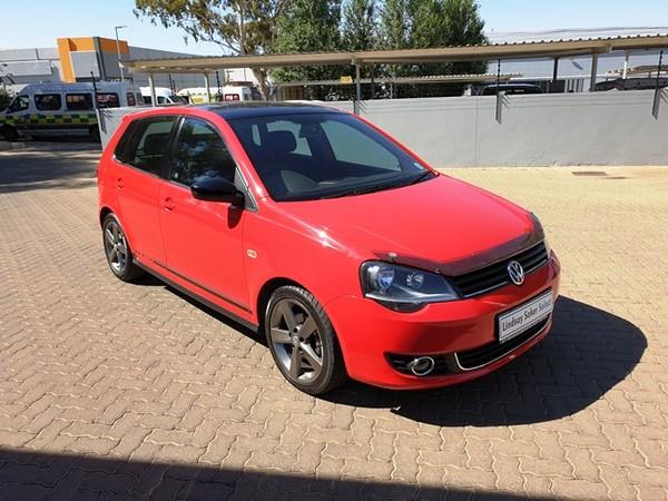 2017 Volkswagen Polo Vivo GP 1.6 GTS 5-Door Free State Bloemfontein_0