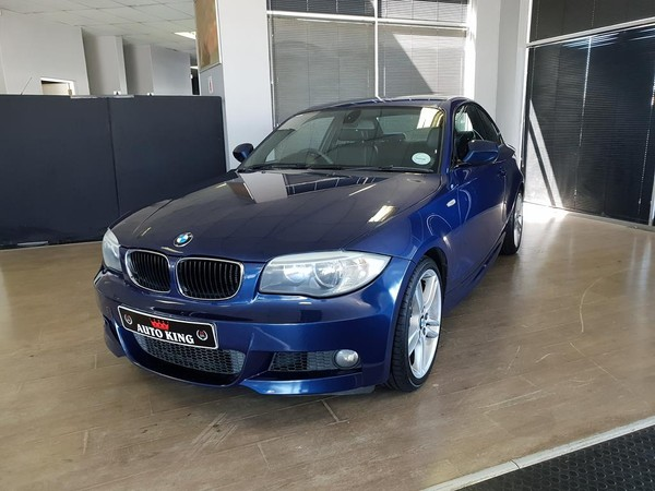 2012 BMW 1 Series 125i Coupe  Western Cape Cape Town_0