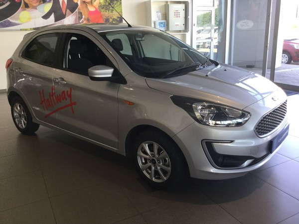 2019 Ford Figo 1.5Ti VCT Ambiente 5-Door Western Cape Kuils River_0