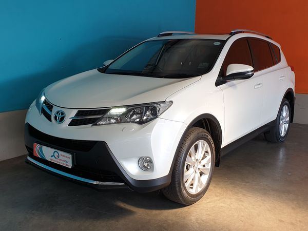 2015 Toyota Rav 4 2.2D VX Auto Mpumalanga Mpumalanga_0