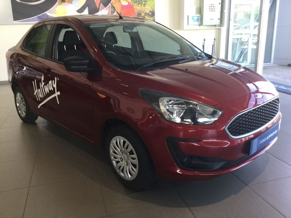 2019 Ford Figo 1.5Ti VCT Ambiente Western Cape Kuils River_0