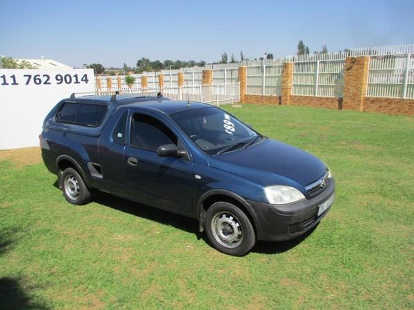 2010 Chevrolet Corsa Utility 1.4 Sc Pu  Gauteng Roodepoort_0
