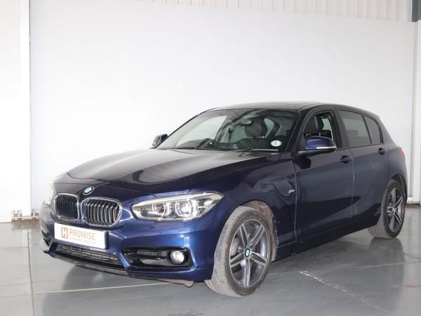 2016 BMW 1 Series 120i 5DR f20 Gauteng Springs_0