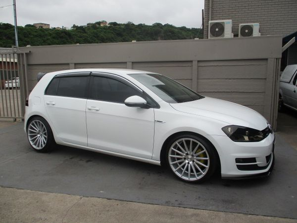 2013 Volkswagen Golf VII 1.4 TSI Comfortline Kwazulu Natal Durban_0