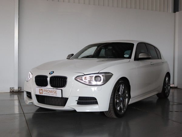 2013 BMW 1 Series M135i 5dr Atf20  Gauteng Springs_0