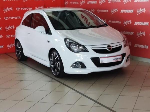 2014 Opel Corsa 1.6 Opc  Gauteng Sandton_0