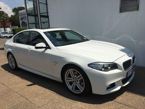 2015 BMW 5 Series 520i At M-sport f10  Gauteng Germiston_0