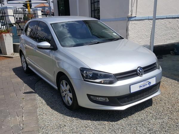 2010 Volkswagen Polo 1.4 Comfortline 5dr  Gauteng Kempton Park_0