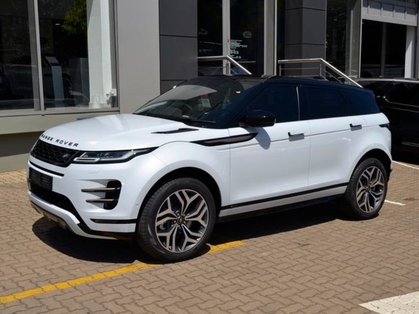 2019 Land Rover Evoque D180 FIRST EDITION  Kwazulu Natal Hillcrest_0