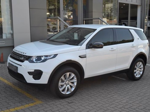 2019 Land Rover Discovery Sport 2.0 D SE 132KW PURE  Kwazulu Natal Hillcrest_0