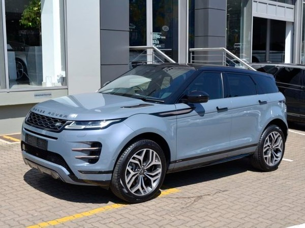 2019 Land Rover Evoque 2.0 D180 FIRST EDITION  Kwazulu Natal Hillcrest_0