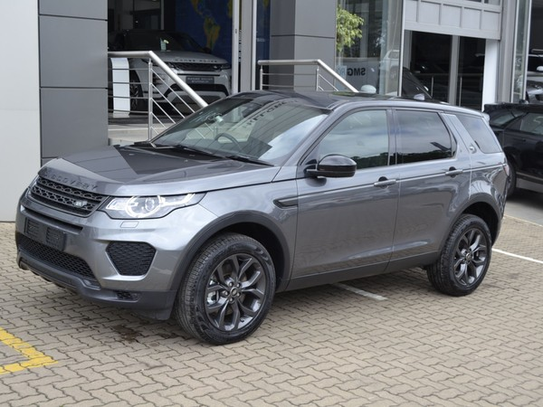 2019 Land Rover Discovery Sport 2.0 132KW SPECIAL EDITION Kwazulu Natal Hillcrest_0