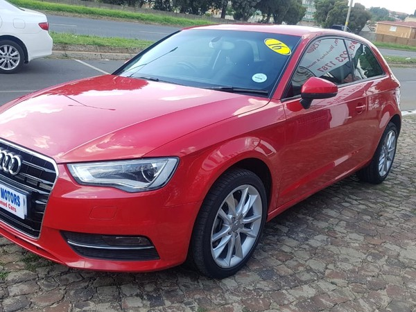 2014 Audi A3 1.8 Tfsi Ambition  Gauteng Kempton Park_0