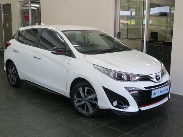 2019 Toyota Yaris 1.5 Sport 5-Door Western Cape Paarl_0