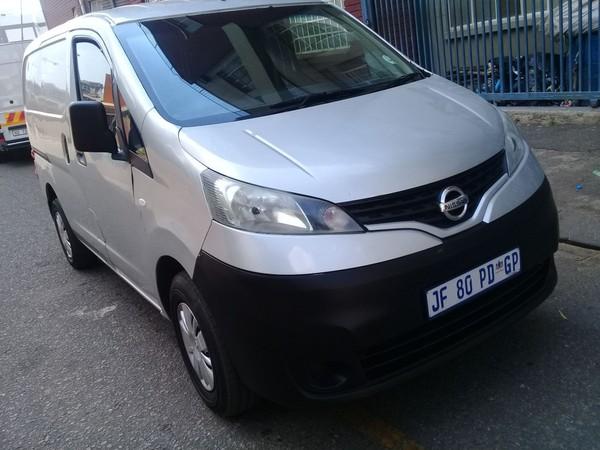 2013 Nissan NV200 1.6i Visia FC Panel van Gauteng Johannesburg_0