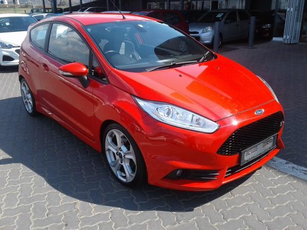 2014 Ford Fiesta ST 1.6 Ecoboost GDTi Gauteng Roodepoort_0