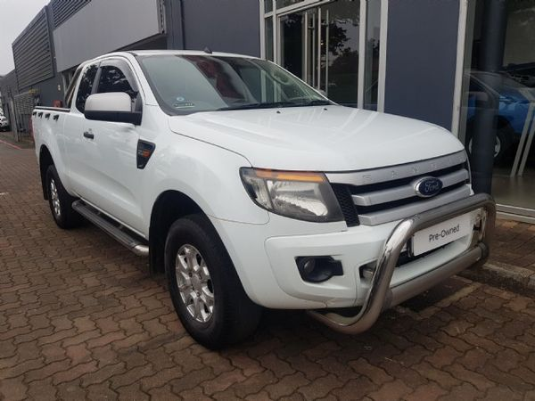 2012 Ford Ranger 3.2tdci Xls Pu Supcab  Kwazulu Natal Pietermaritzburg_0