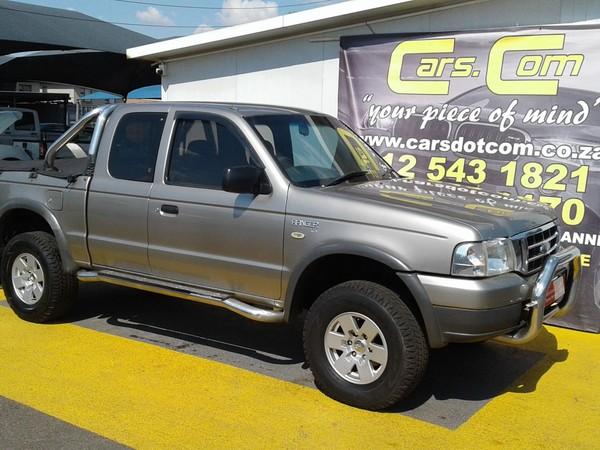 2006 Ford Ranger 2500td Super Cab Xlt Pu Sc  Gauteng Pretoria_0