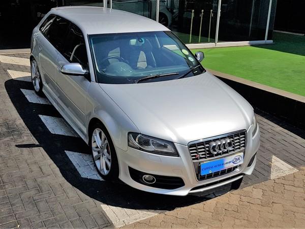 2012 Audi S3 STRONIC Gauteng Midrand_0