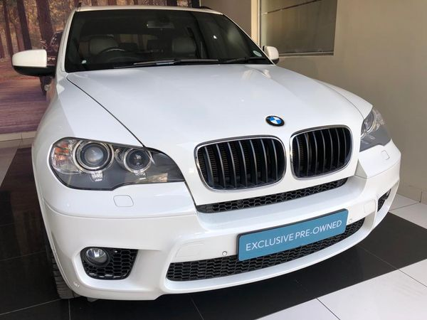 2010 BMW X5 Xdrive30d M-sport At  Gauteng Midrand_0