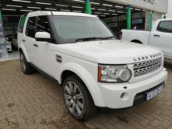 2012 Land Rover Discovery 4 3.0 Tdv6 Se  Kwazulu Natal Pinetown_0