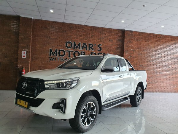 2020 Toyota Hilux 2.8 GD-6 EXTRA CAB LEGEND 50 MANUA Mpumalanga Witbank_0