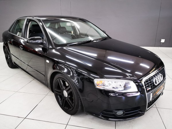 2006 Audi A4 1.8t Attraction Multi b8  Western Cape Goodwood_0