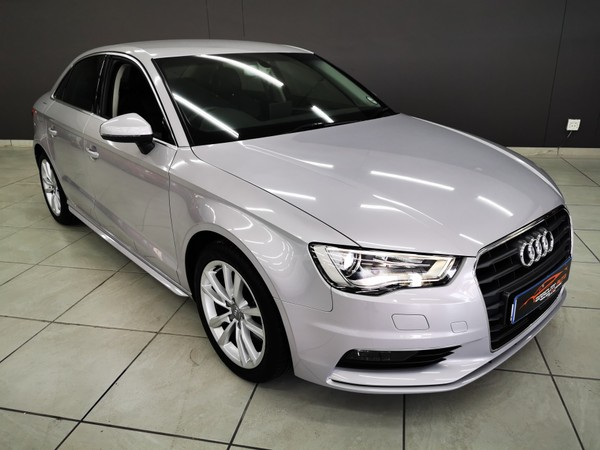2014 Audi A3 1.8 Tfsi Ambition S Tronic  Western Cape Goodwood_0