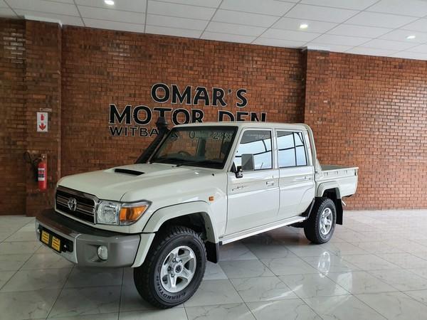 2020 Toyota Land Cruiser 79 4.5 d DOUBLE CABP Mpumalanga Witbank_0