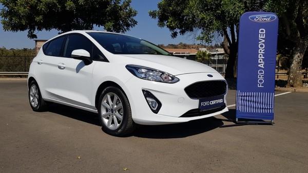 2018 Ford Fiesta 1.0 Ecoboost Trend 5-Door Auto Gauteng Roodepoort_0