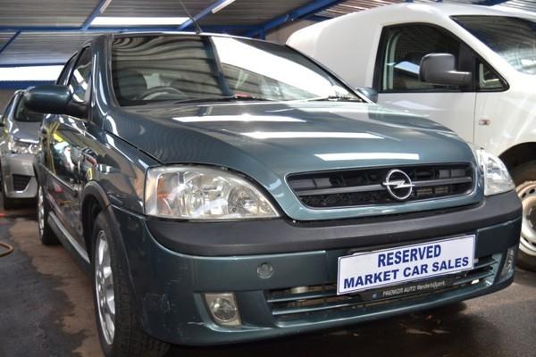 2005 Opel Corsa 1.7 Cdti Sport  Gauteng Johannesburg_0