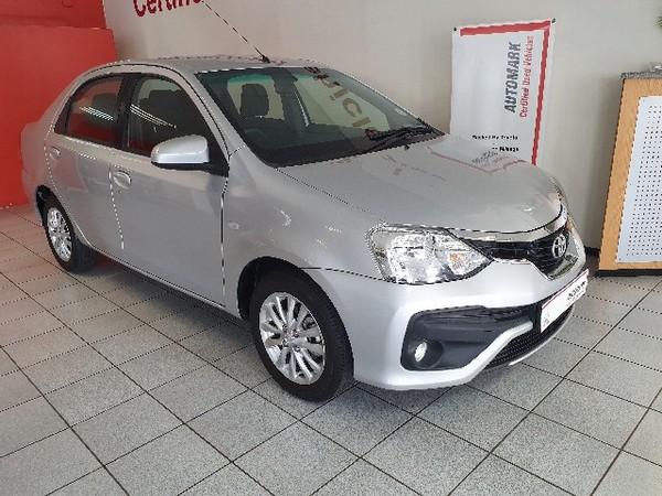 2018 Toyota Etios 1.5 Xs  Gauteng Springs_0