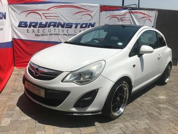 2011 Opel Corsa 1.4 Colour 3dr  Gauteng Bryanston_0