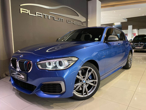 2015 BMW 1 Series M135i 5DR Atf20 Gauteng Four Ways_0