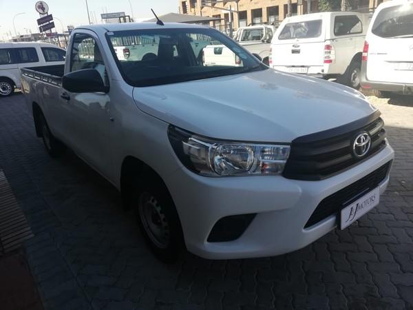 2016 Toyota Hilux 2.4 GD AC Single Cab Bakkie Western Cape Kuils River_0