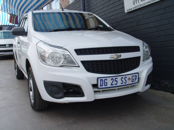 2014 Chevrolet Corsa Utility 1.8 Ac Pu Sc  Gauteng Johannesburg_0