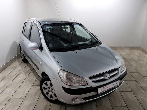 2007 Hyundai Getz 1.4 Hs  Free State Bloemfontein_0