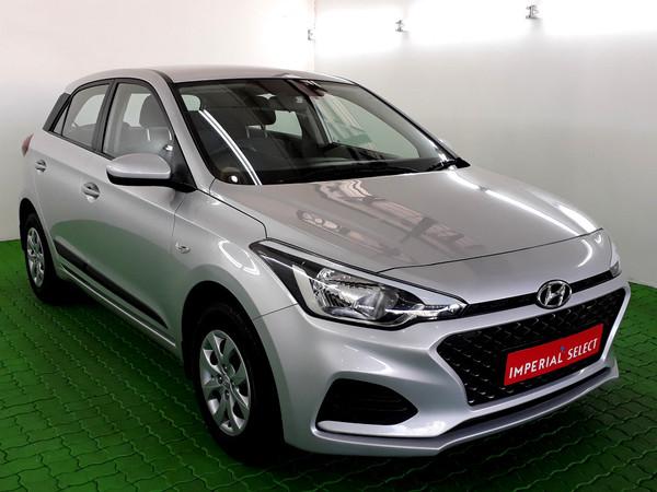 2018 Hyundai i20 1.2 Motion Mpumalanga Nelspruit_0