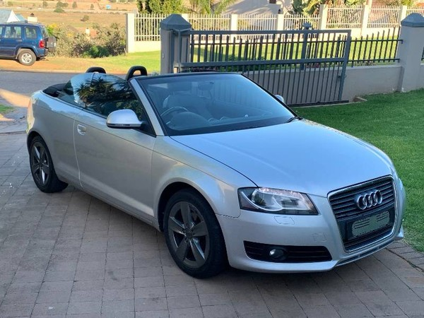 2010 Audi A3 1.8 Tfsi Ambition S Tronic  Western Cape Mossel Bay_0