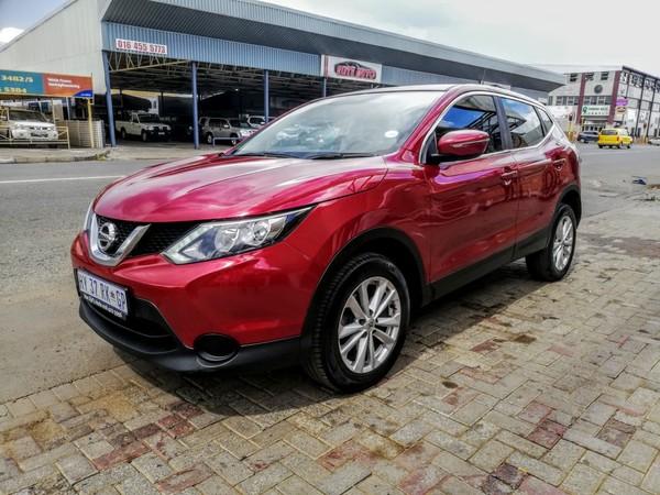 2015 Nissan Qashqai 1.2T Visia Gauteng Vereeniging_0